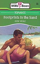 Footprints in the Sand by Anne Weale