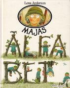 Majas alfabet by Lena Anderson