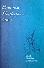 Summer Reflections 2003 - Small Christian…