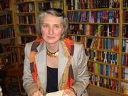 Author photo. Taken by Lesa Holstine, March 2008