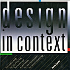 Design in Context by Penny Sparke