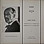 Albert Roussel Symphony No. 3 in G Minor,…