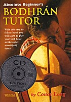 Absolute Beginner's Bodhran Tutor: Book/CD…