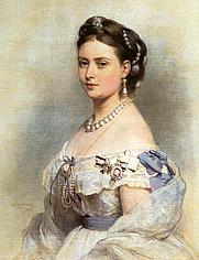 Author photo. Franz Xaver Winterhalter: Victoria, Princess Royal (1867) from Wikipedia
