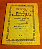Directory 1941 Wissinoming Presbyterian…