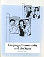 Language, Community and the State:…