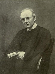 Author photo. Image from <b><i>Letters of Richard Meux Benson</i></b> (1916) edited by George Congreve