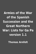 Armies of the War of the Spanish Succession…