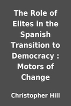 The Role of Elites in the Spanish Transition…