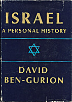 Israel: A Personal History by David…