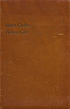 Biafra Goodbye by Herbert Gold