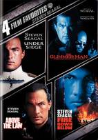 4 Film Favorites: Steven Seagal by Andrew…