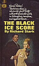 The black ice score by Richard Stark