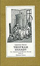 Leben und Ansichten von Tristram Shandy,…