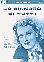 Everybody's Woman [1934 film] by Max Ophüls