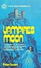 Vampire's Moon by Peter Saxon