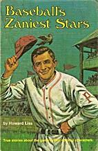 Baseball's zaniest stars (Major league…
