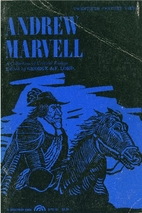 Andrew Marvell: a collection of Critical…