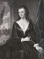 Author photo. Image from <b><i>The queen's comrade; the life and times of Sarah, duchess of Marlborough</i></b> (1901) by J. Fitzgerald Molloy