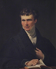Author photo. William Whewell by James Lonsdale circa 1800