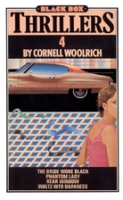Four Thrillers by Cornell Woolrich (The…