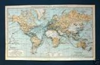 Übersichtskarte des Weltverkehrs by F. A.…