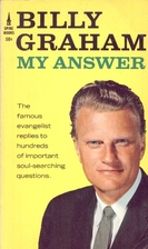 My Answer by Billy Graham