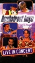 Backstreet Boys [vhs] : live in concert by…