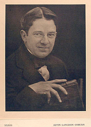 Author photo. Self portrait, 1922 (courtesy of the <a href=&quot;http://digitalgallery.nypl.org/nypldigital/id?486407&quot;>NYPL Digital Gallery</a>; image use requires permission from the New York Public Library)