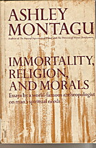 Immortality by Ashley Montagu