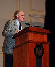 Author photo. James H. Hutson [credit: Meridian Magazine]