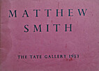 Mathew Smith The Tate Gallery 1953 by…