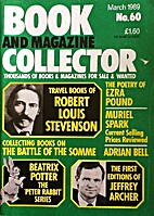 Book and Magazine Collector March 1989 - No.…