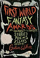 First World fantasy awards by Gahan Wilson