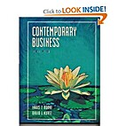 Contemporary Business, 8th edition,…