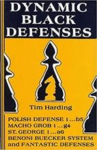 Dynamic black defenses by T. D. Harding