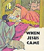 When Jesus came by Eleanor Zimmerman