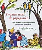 Zwaaien naar de papegaaien by Marianne…