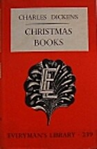 Christmas Books by Charles Dickens