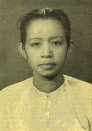 Author photo. By Aung Phyoe