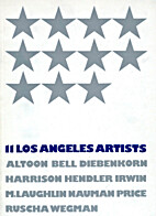 11 LOS ANGELES ARTISTS by Maurice Tuchman