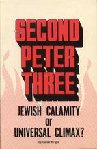 Second Peter three: Jewish calamity or…