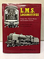 An Illustrated History of LMS Locomotives,…