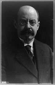 Author photo. Copyrighted by Harris & Ewing, 1919 (Library of Congress Prints and Photographs Division, LC-USZ62-85023)