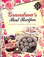 Grandma's Best Recipes by Parragon Book…