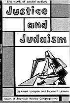 Justice and Judaism: The Work of Social…