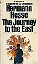 The Journey to the East by Hermann Hesse