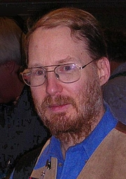 Author photo. Photo by Patrick Nielson Heyden, modified by Jezhotwells of Wikipedia