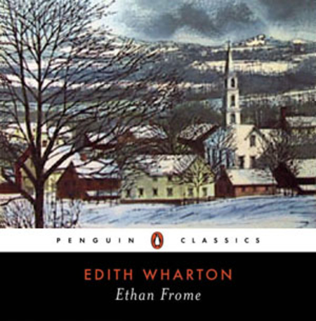 the personal struggles of ethan in ethan frome a novel by edith wharton As we struggle with ethan and set out to adapt edith wharton's classic novel ethan frome to the in the novel: zeena, maggie and ethan.