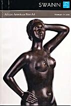 Swann Galleries Auction Catalog: African…